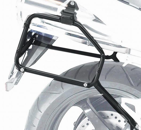 Крепления для кофров на мотоцикл своими руками